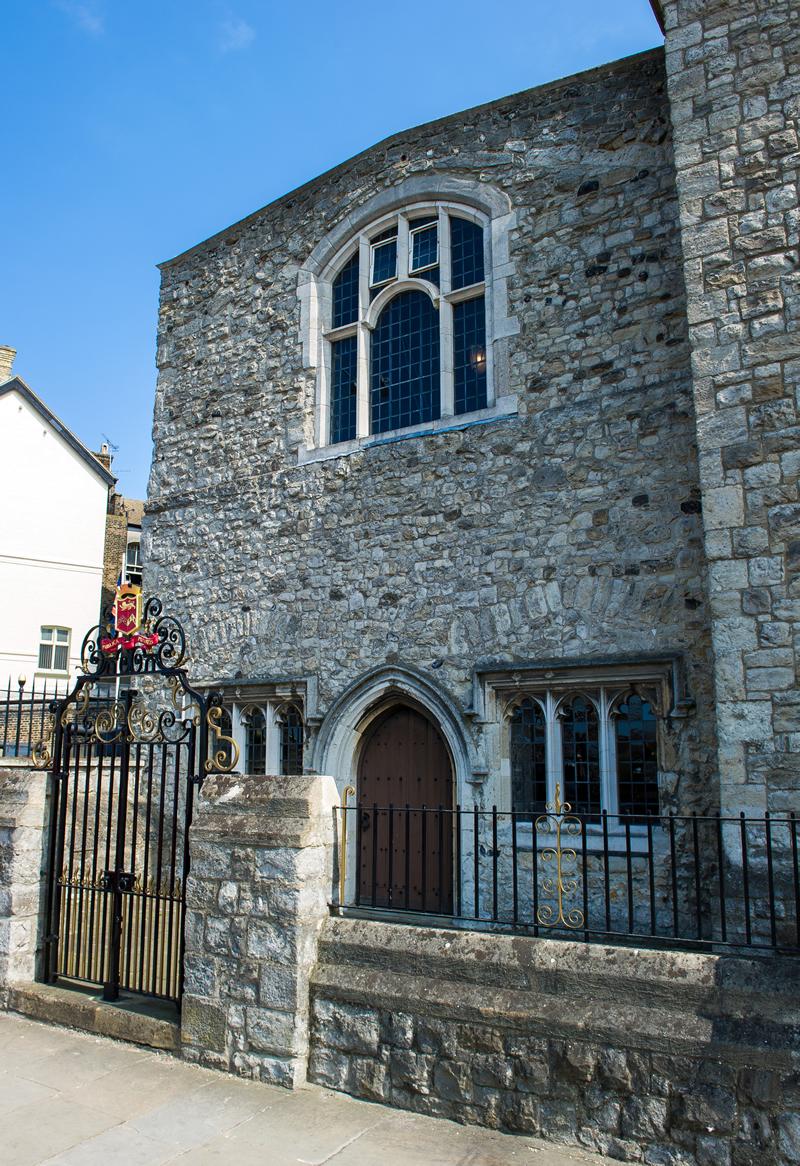 Bridge Chapel exterior